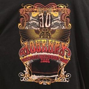 Journey 30th Anniversary Tour Shirt